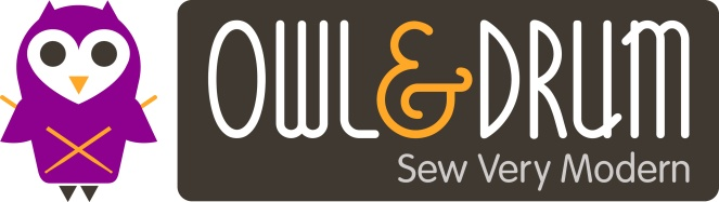 OwlDrum_LOGO_Tagline_Horizontal_Brown